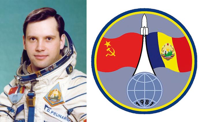 Dumitru-Dorin Prunariu Soyuz 40