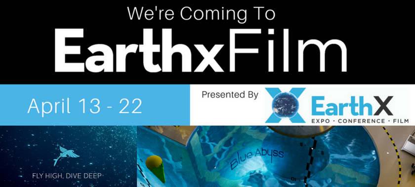 Blue Abyss are excited to attend EarthX 2018