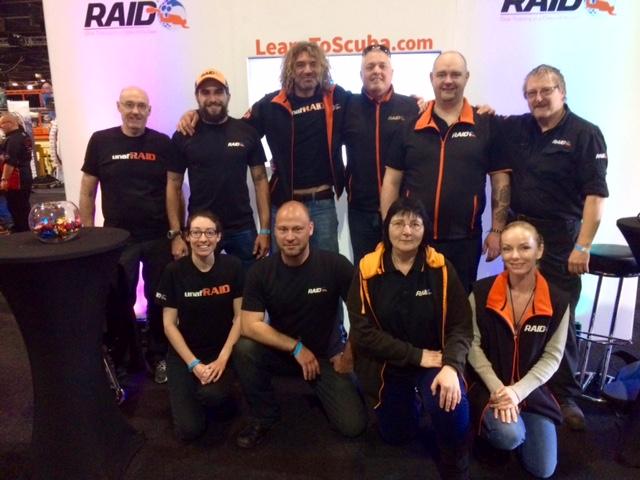The RAID team