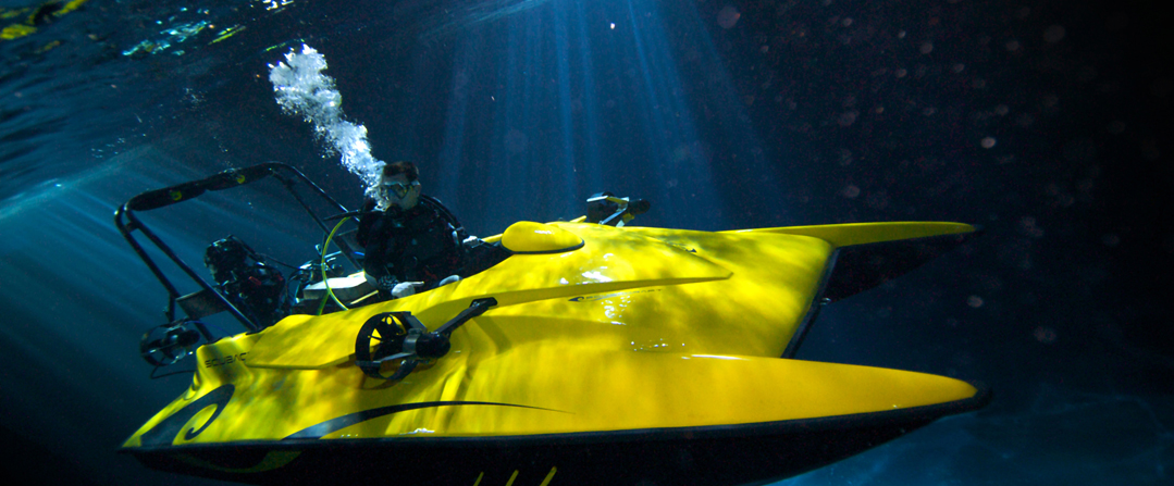Blue Abyss Submersibles