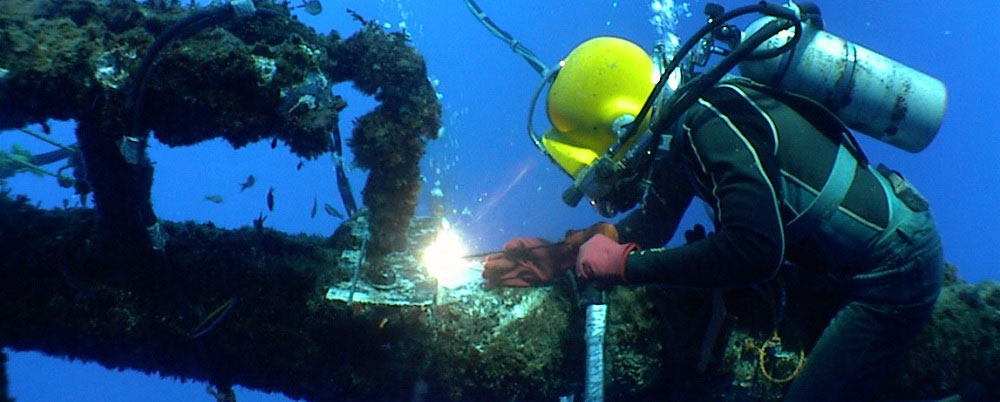 Blue Abyss Commercial diving