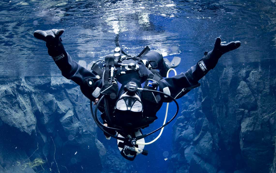 Recreational diving