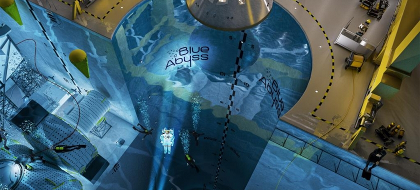 New Space People awards win for Blue Abyss