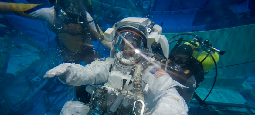 'Everyone can become a 21st Century Astronaut'